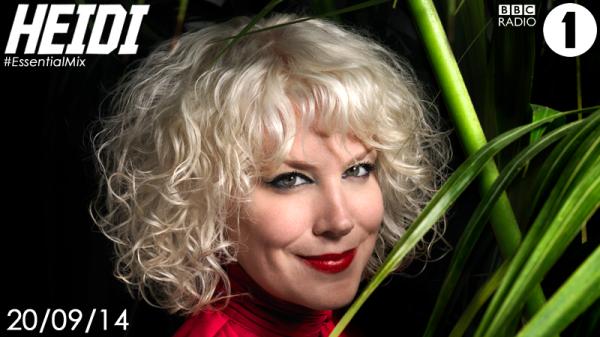 Heidi-BBC-Radio1