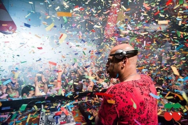 Dennis Ferrer playing Ibiza 2014