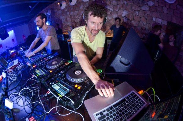 Josh wink at space