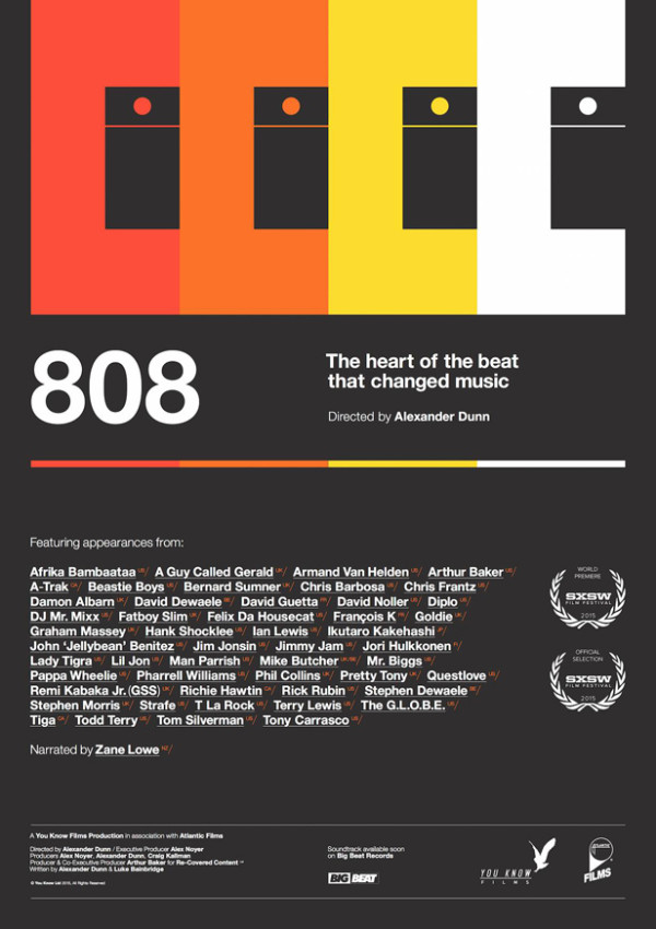 808 Movie Poster