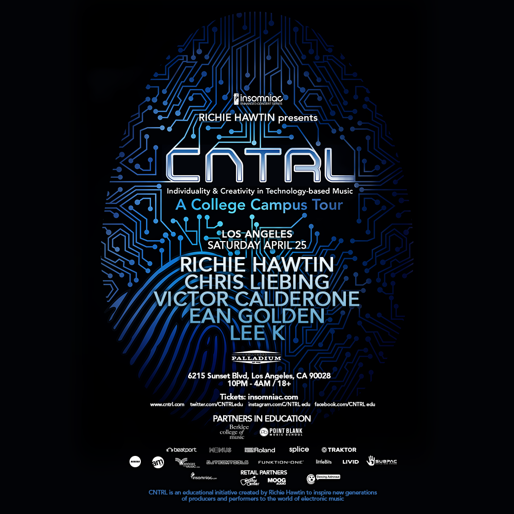 richiehawtin presents cntrl