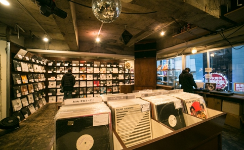 Lighthouse Records Tokyo