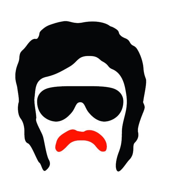 giorgio moustache