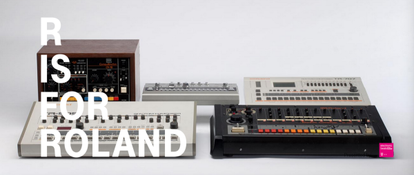 R Is For Roland