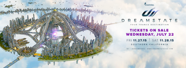 Dreamstate Banner