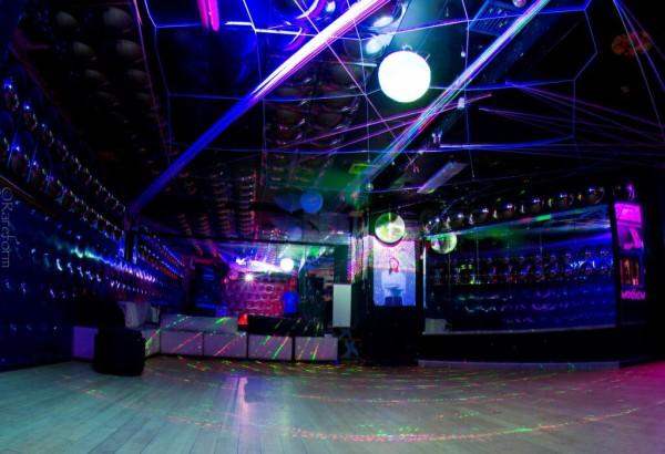 Asylum Dance floor