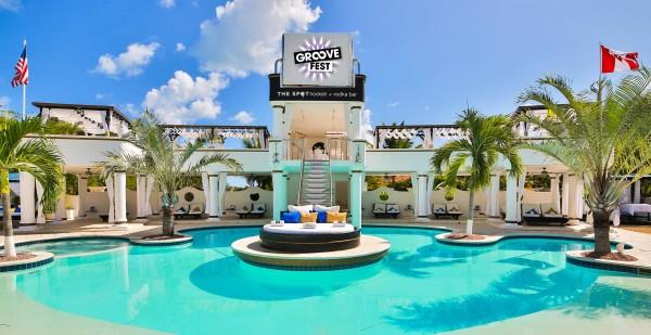 GrooveFest Pool
