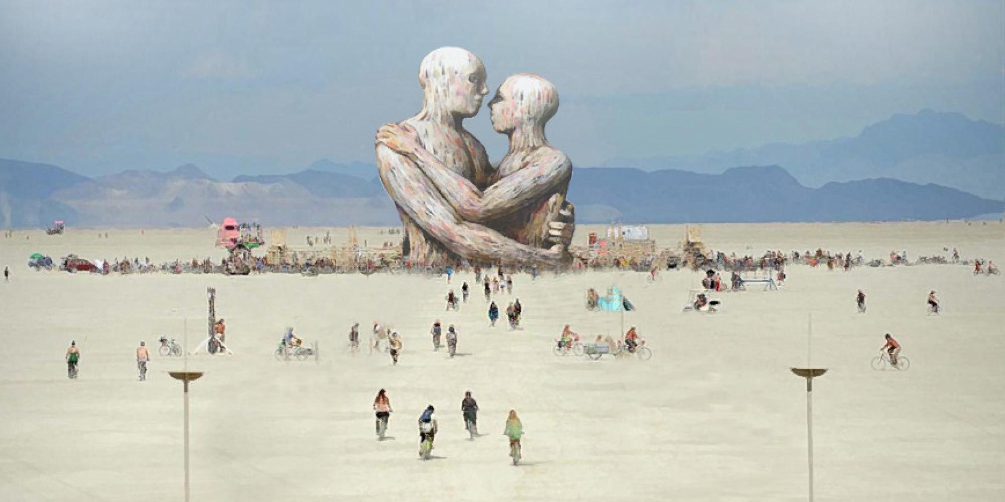 Burning Man Art Festival 63