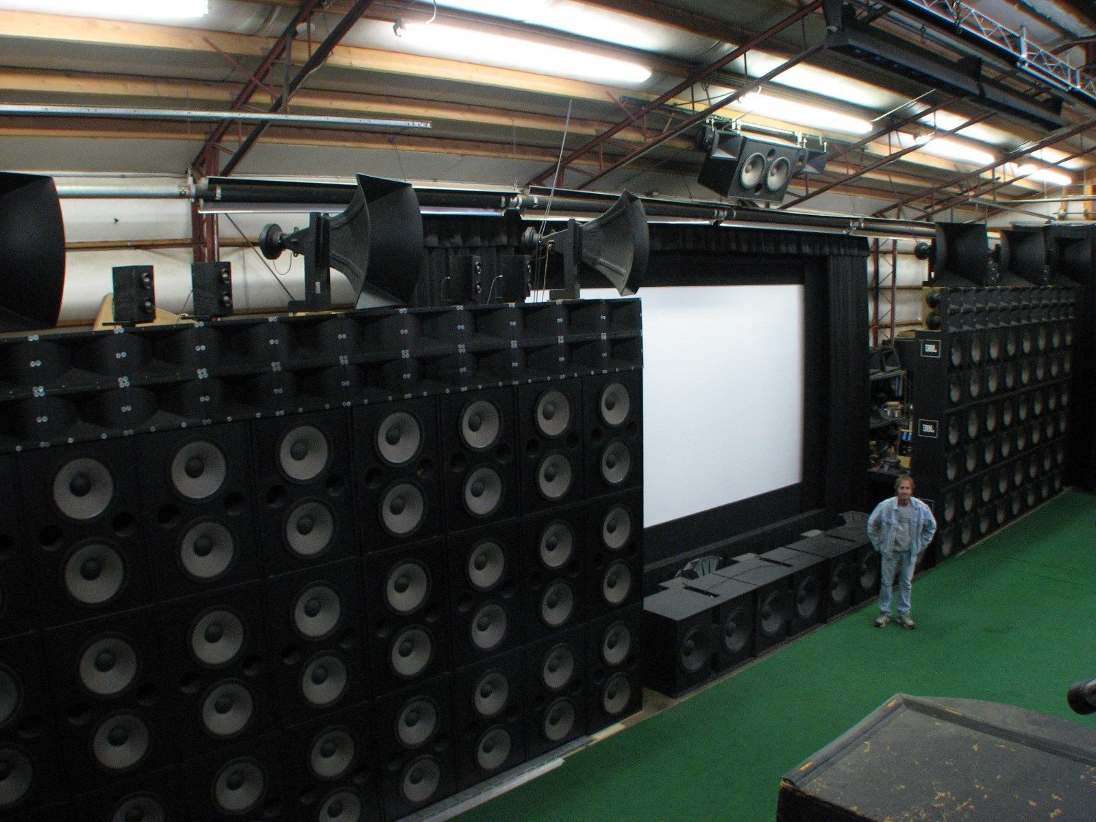take a look at this 65 000 jbl sound system 6am. Black Bedroom Furniture Sets. Home Design Ideas