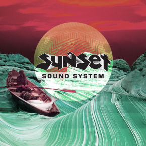 Dixon and Alex From Tokyo Play Sunset Sound System Halloween Boat Party
