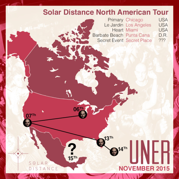 North American Tour SD UNER