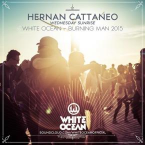 Listen to Hernan Cattaneo's Sunrise Set from Burning Man