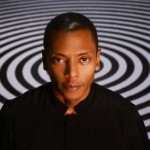 Jeff Mills Transported Into the Time Tunnel by Little Alien People at ADE Performance