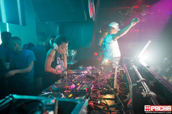Lupe Fuentes Pacha NYC