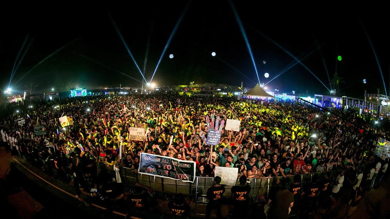 VH1 Festival Crowd