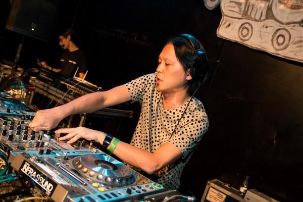 Ken Ishii DJ