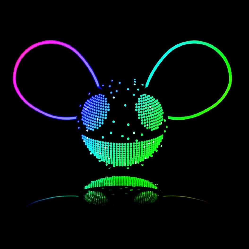 deadmau5-neon-logo