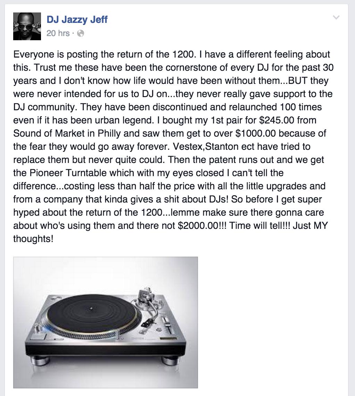 Jazzy Jeff FB screenshot