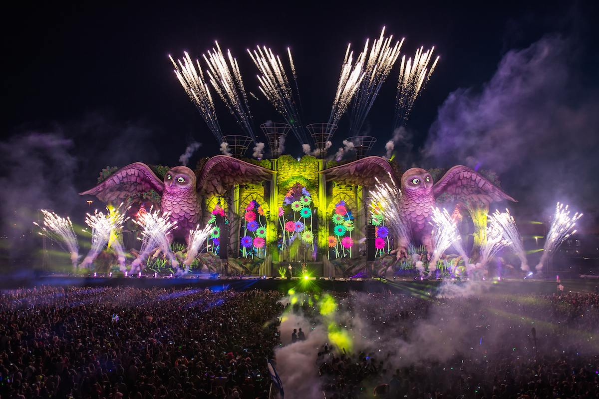 Edc New York 2019 EDC NY Line up Includes Chris Liebing, Hot Since 82, Mind Against