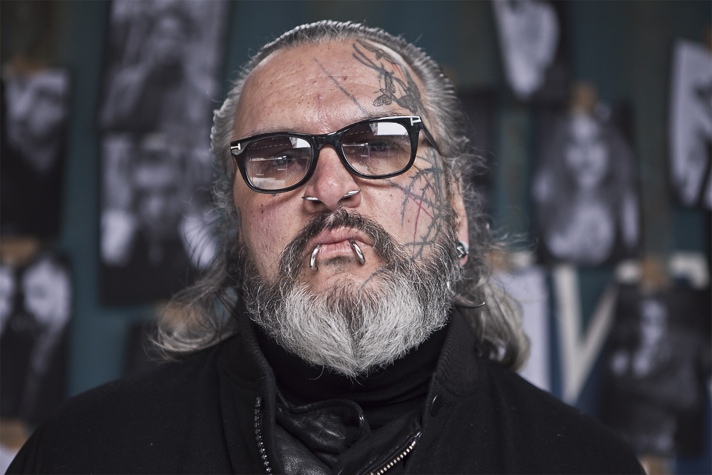 Sven Marquardt - Berghain's infamous head of security