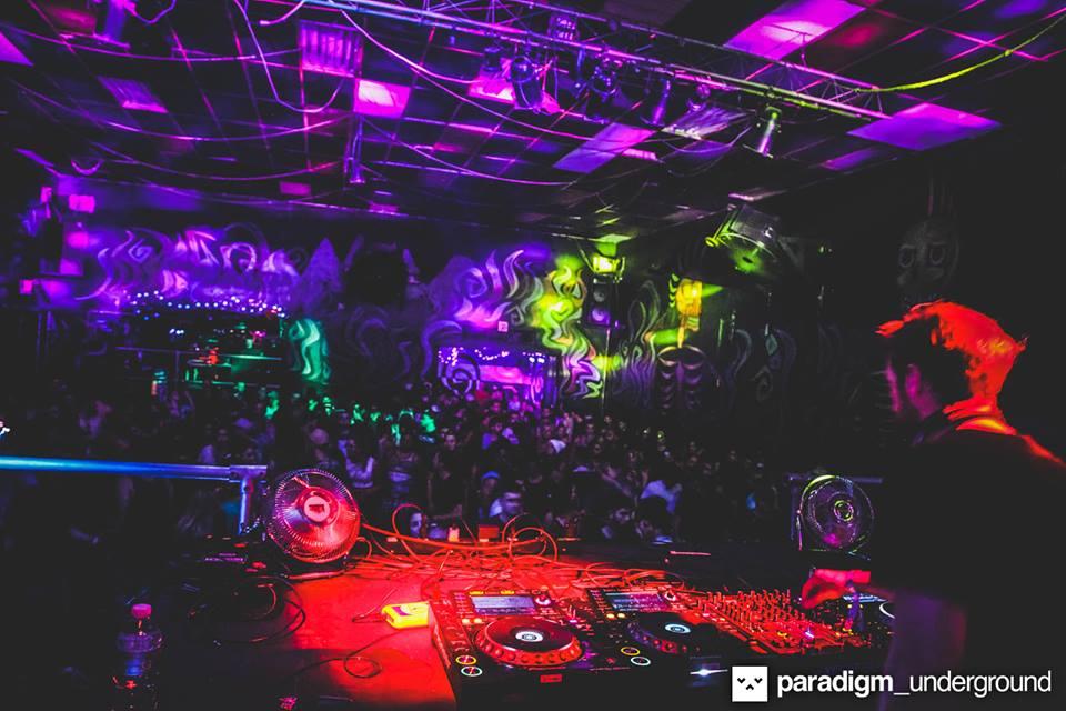 Paradigm Presents 2015 party at Leland City Club. Photo courtesy of Jennifer Catherine Photography
