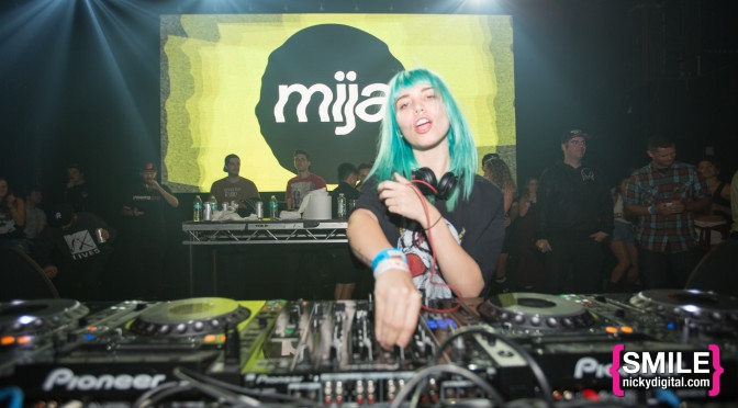 Mija. Photo by Nicky Digital