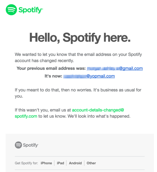 Was Spotify Hacked? User Credentials Leaked Online