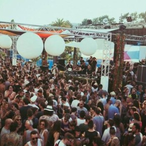 OFF Sonar Giveaway: Win Tickets to a Pool Party of Your Choice