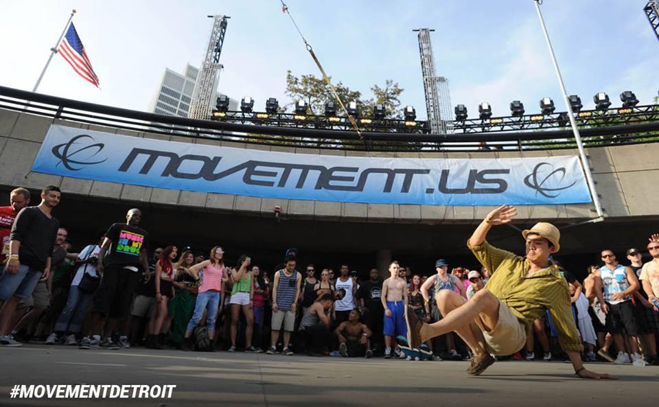 Photo courtesy of Movement Electronic Music Festival