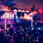 The Cityfox Experience Goes On Despite Weather and Liquor Concerns During the Brooklyn Mirage Opening