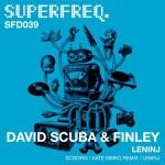 David Scuba & Finley Team Up for 'LeNinj' EP on Superfreq