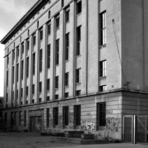"New ""Berghain"" Label Stole and Released Copyrighted Material Using the Berlin's Club Identity"