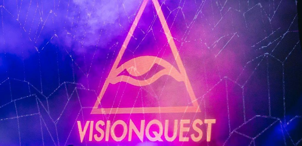 Visionquest with logo
