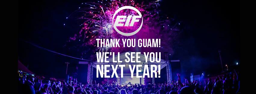 EIF Thank You Guam