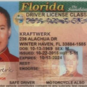 A Man in Florida Changed His Name to Kraftwerk