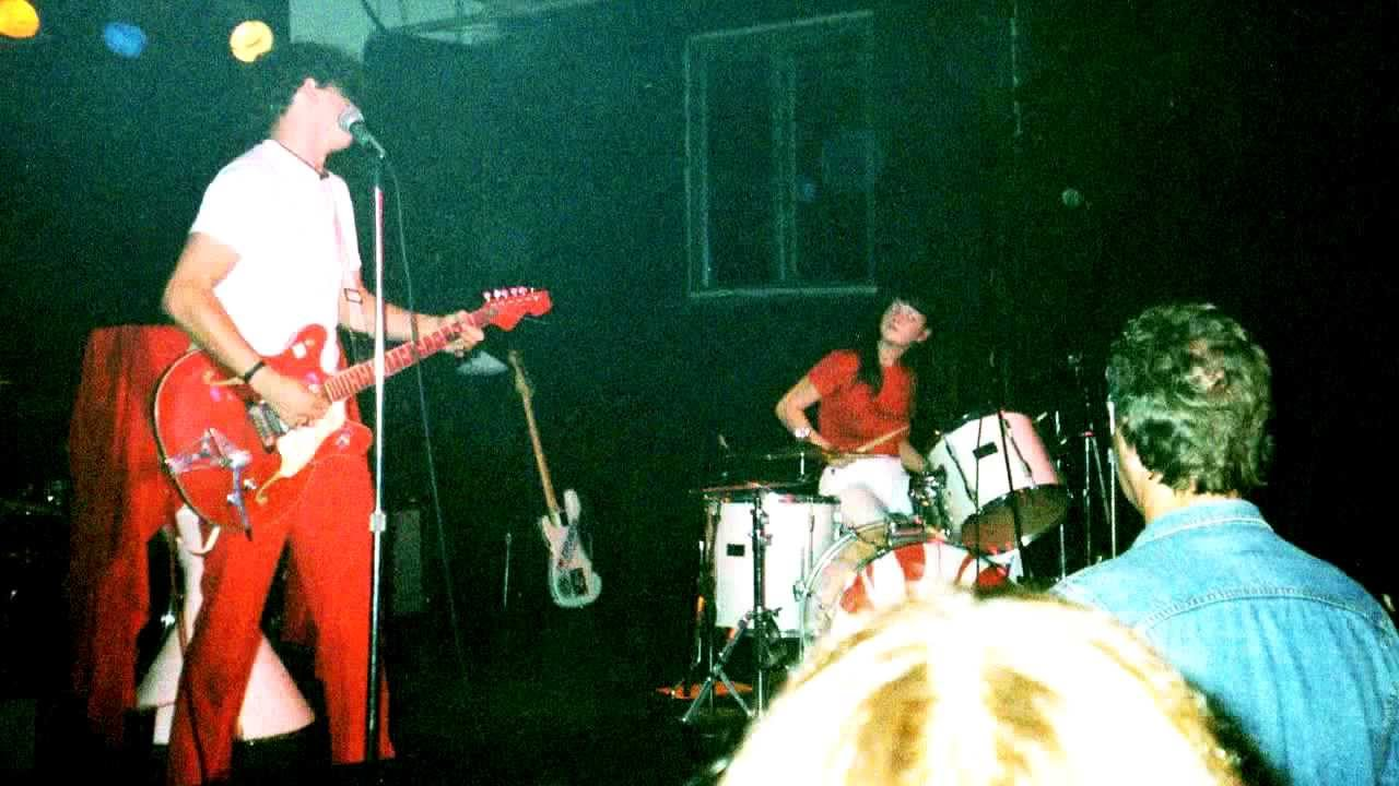 The White Stripes playing the Magic Stick on Sept 10th, 1999