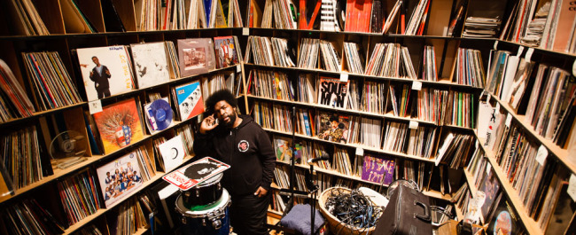 Questlove records