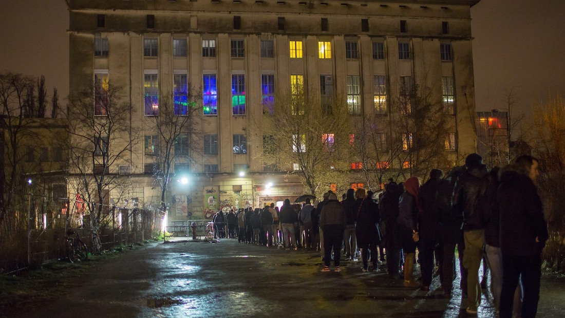 Are You Still Expected To Wear All Black At Berghain Panorama Bar