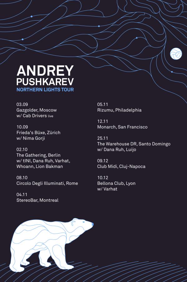 pushkarev world tour