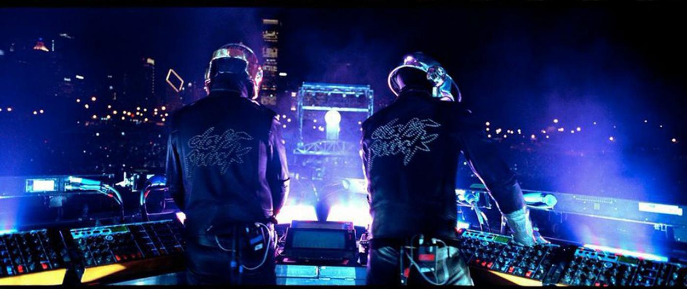 Last Daft Punk Tour
