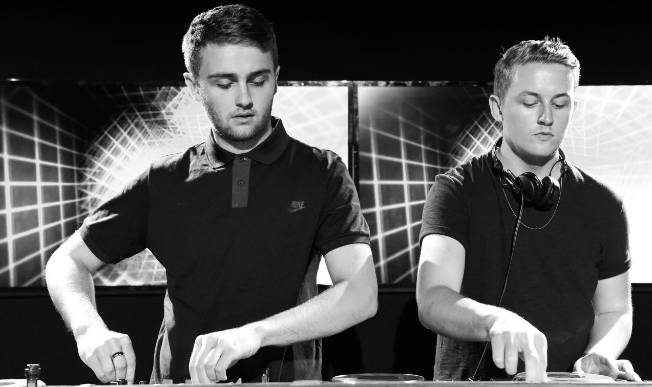Disclosure DJ set big