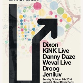 Win a Ticket to Diversion: Dixon, KiNK, Danny Daze and more in Los Angeles