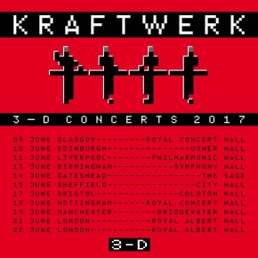 Kraftwerk Will Tour The UK For First Time in 13 Years