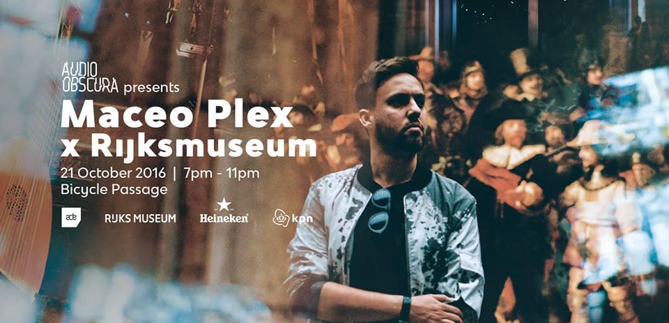Maceo Plex Rijksmuseum