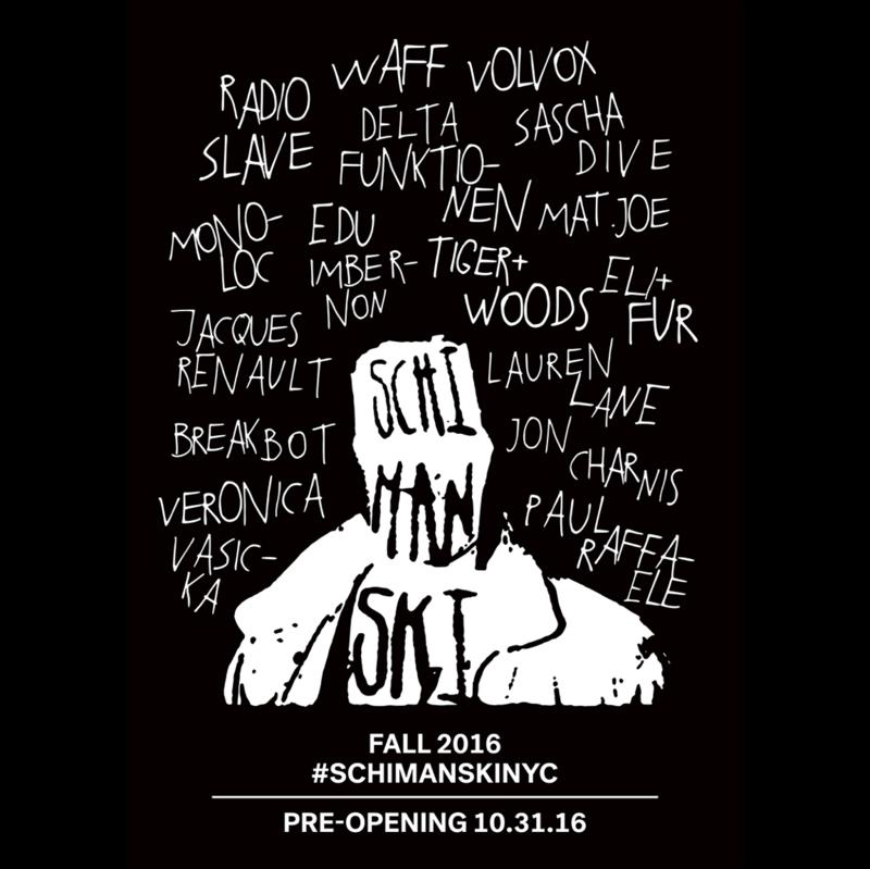 Schimanski Poster