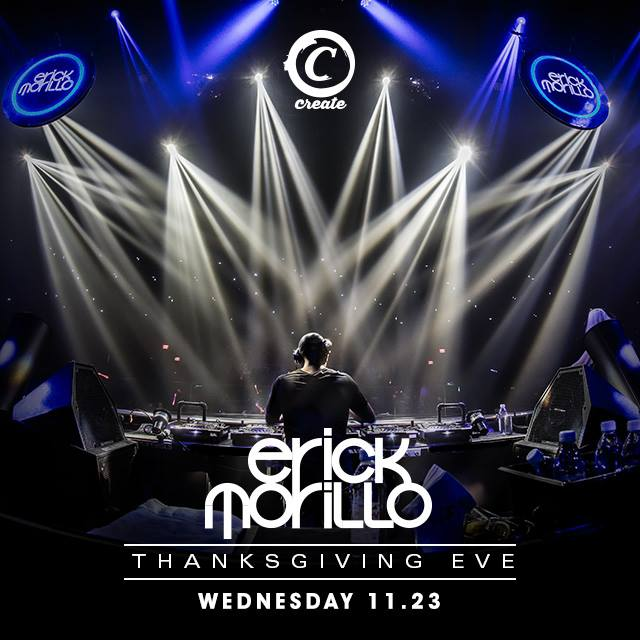 Erick Morillo Create