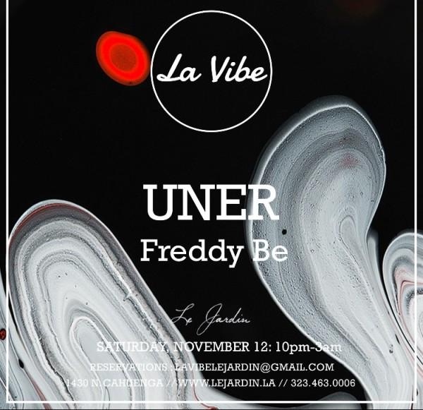 La Vibe - UNER (Los Angeles Flyer)