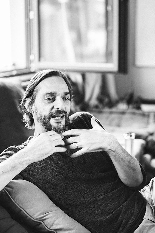 Ricardo Villalobos interview