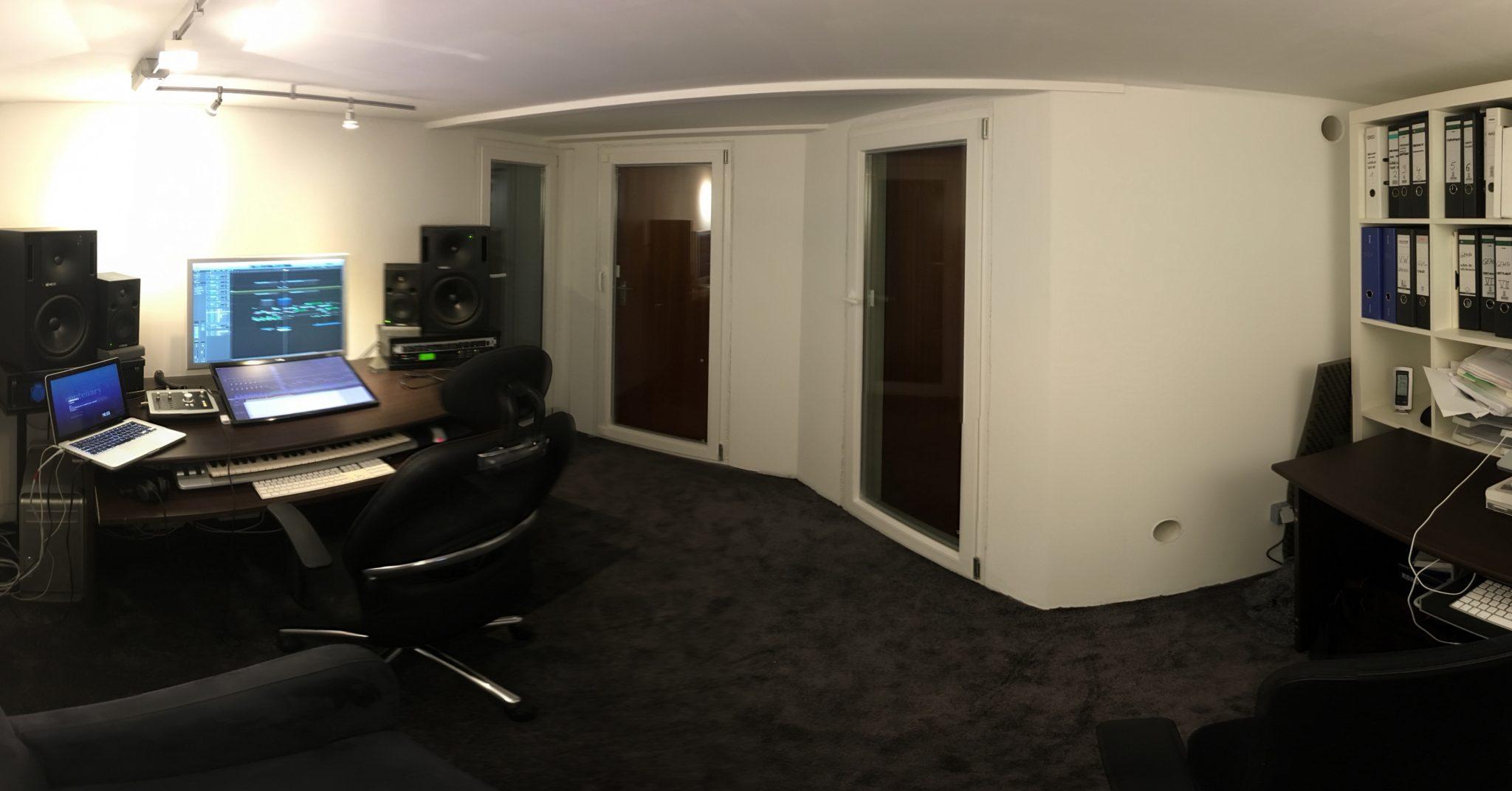 Finished Studio