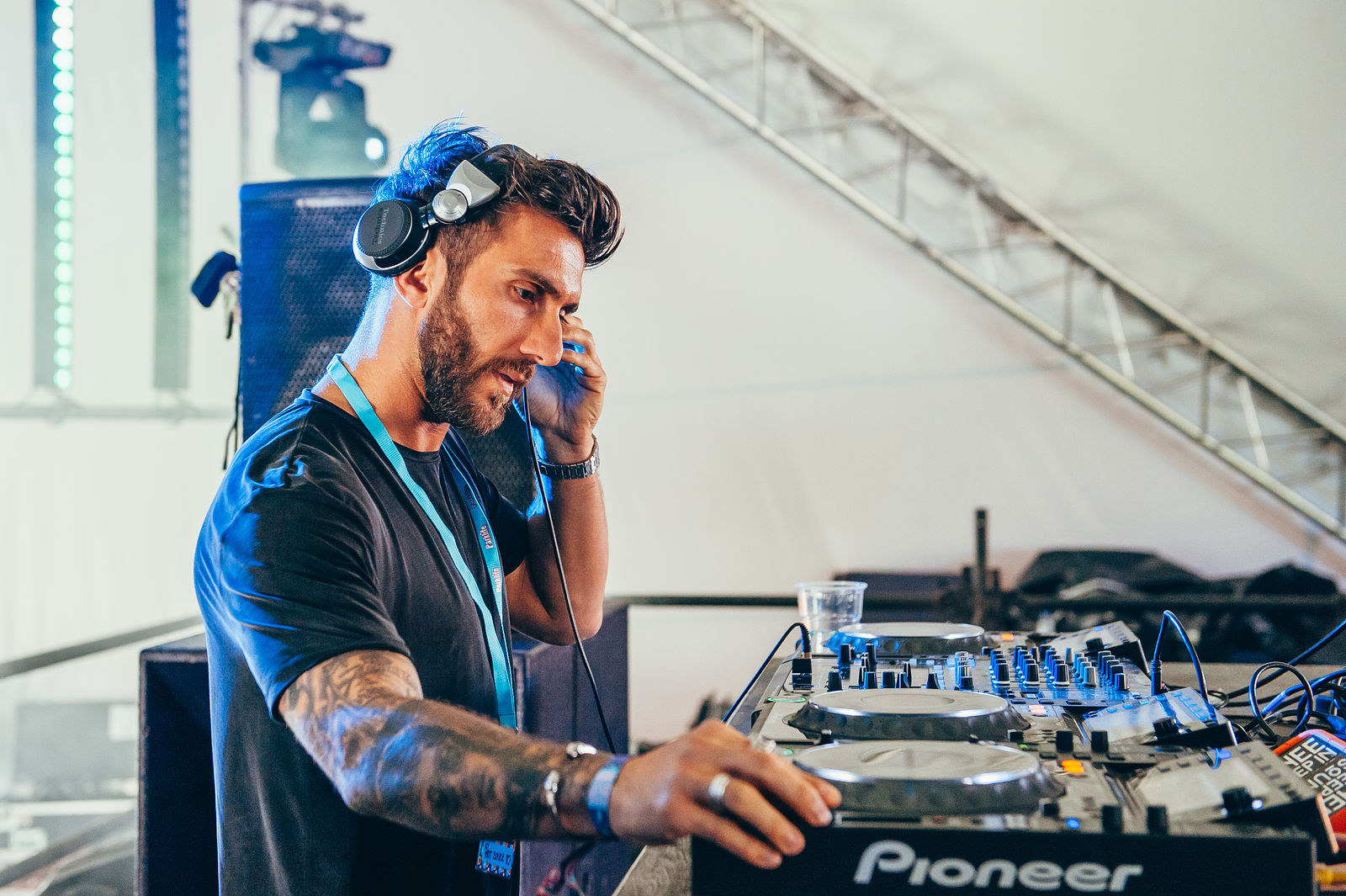 Hot since 82 live
